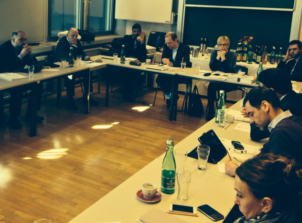BiEPAG Annual Planning and Coordination Meeting in Graz