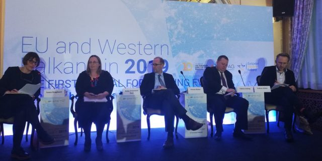 """""""EU will not have time for Western Balkans next year, the changes have to come from within"""""""