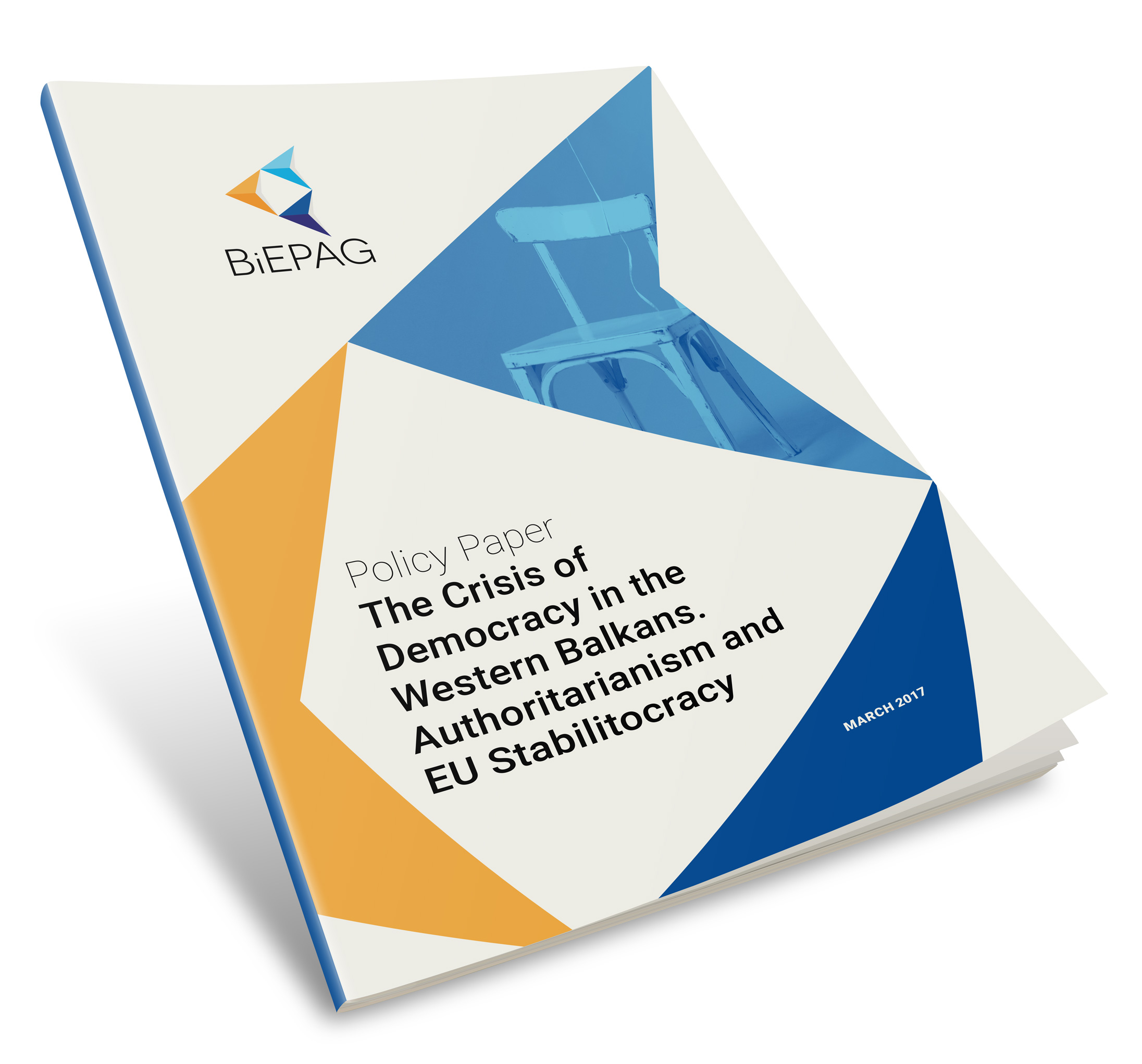 BiEPAG's policy brief 'The Crisis of Democracy in the Western Balkans. Authoritarianism and EU Stabilitocracy' presentation in the European Parliament