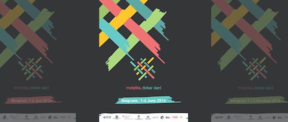 Mirëdita Dobar Dan Festival in Belgrade: We Stuck our Foot in the Open Door
