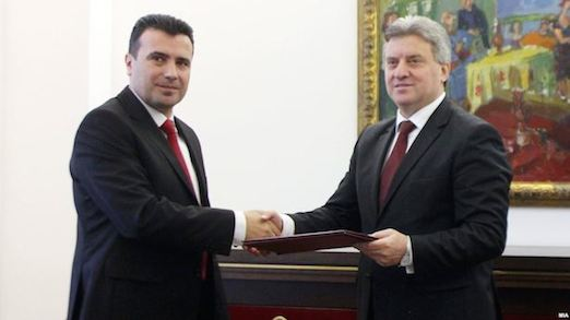 Macedonia at the Crossroads – Is Peaceful Transfer of Power Possible in Authoritarianism?
