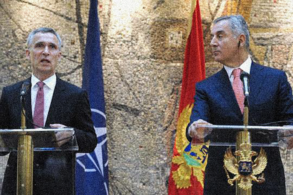Should Montenegro be invited to NATO?