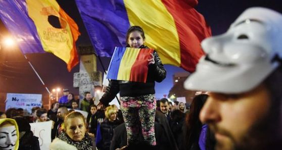 The Romanian protests: democratic progress or a ride on a rocking-horse?