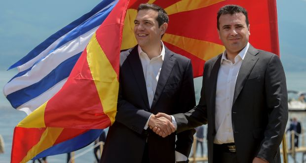 The Skopje-Athens Agreement: A view from the margins [1]
