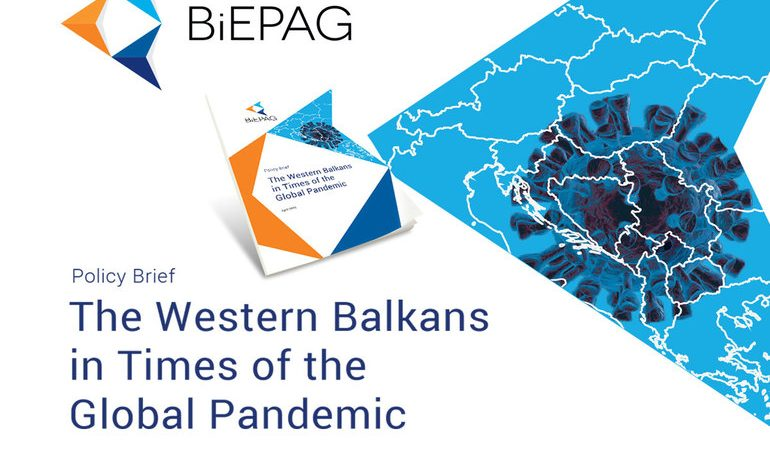 Policy Brief: The Western Balkans in Times of the Global Pandemic