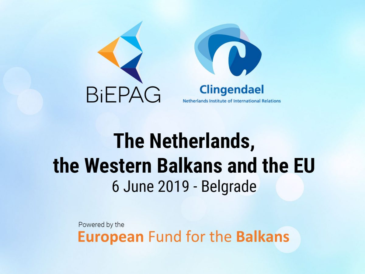 The Netherlands, the Western Balkans, and the EU