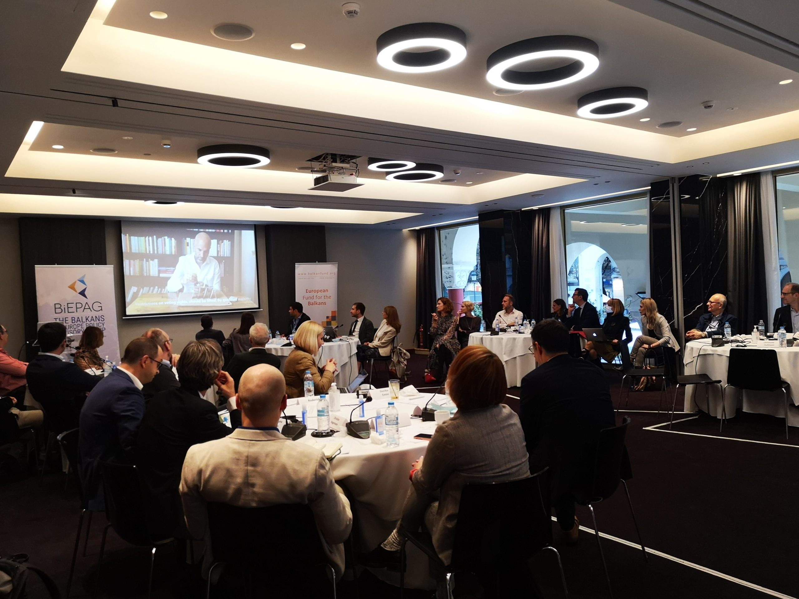 Key takeaways from the Thessaloniki gathering of EFB, BiEPAG and guests